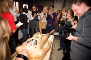 body sushi, Nantaimori, Las experiencias de Toulouse, experienciastoulouse, Toulouse