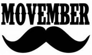 Logotipo de movember