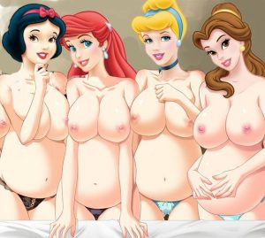 Sexo y princesas disney, las experiencias de Toulouse, educación sexual,